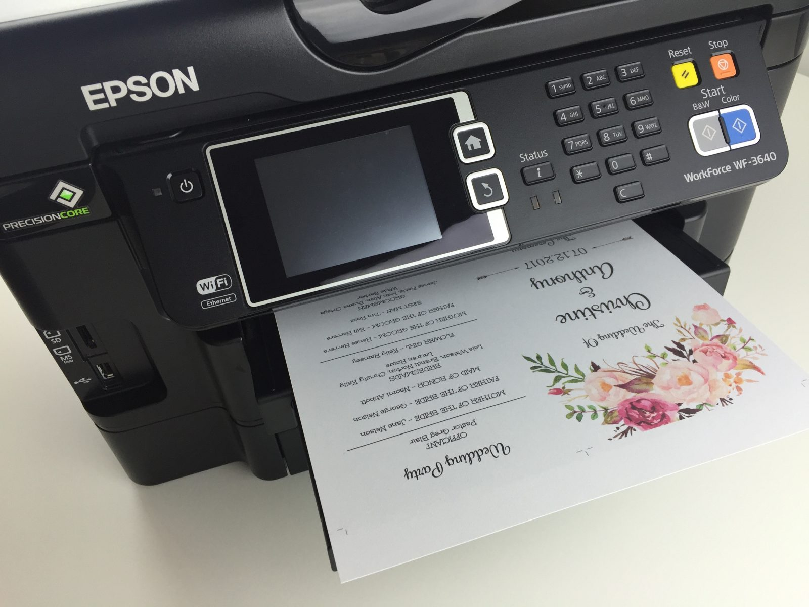 printing your program template front and back templett blog